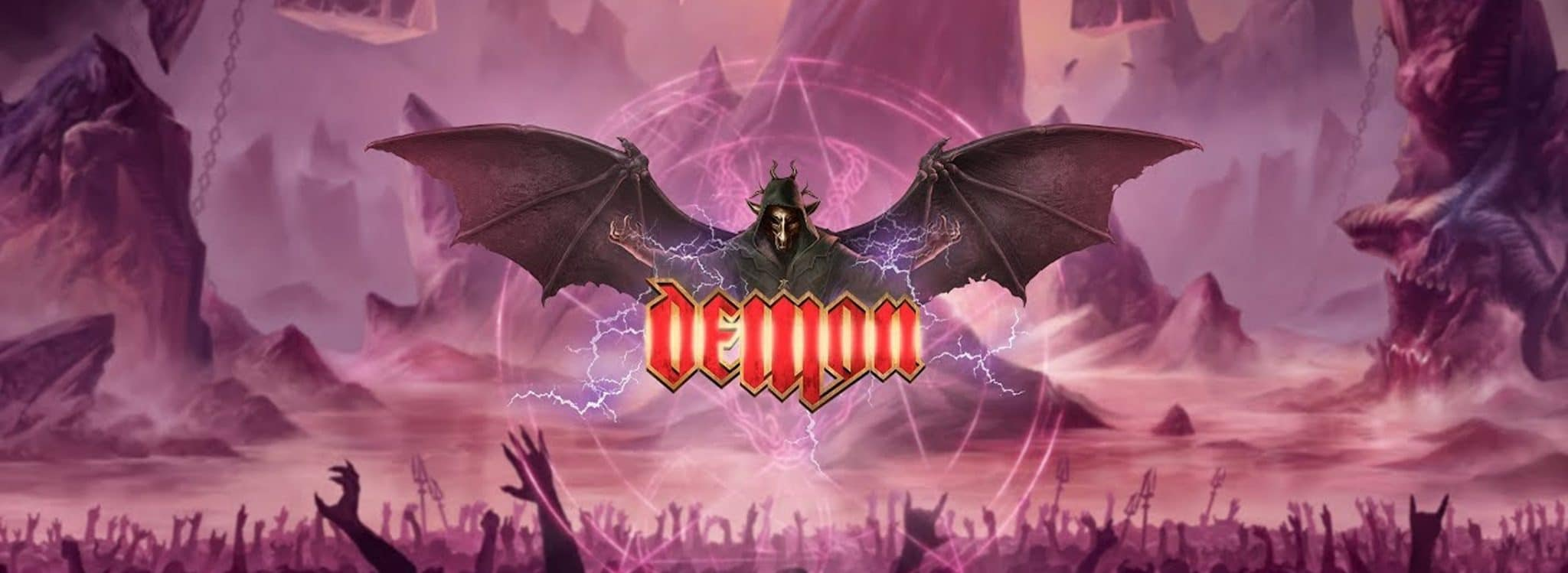 Play'n Go Releases New Video Slot Demon element01 - CasinoTop