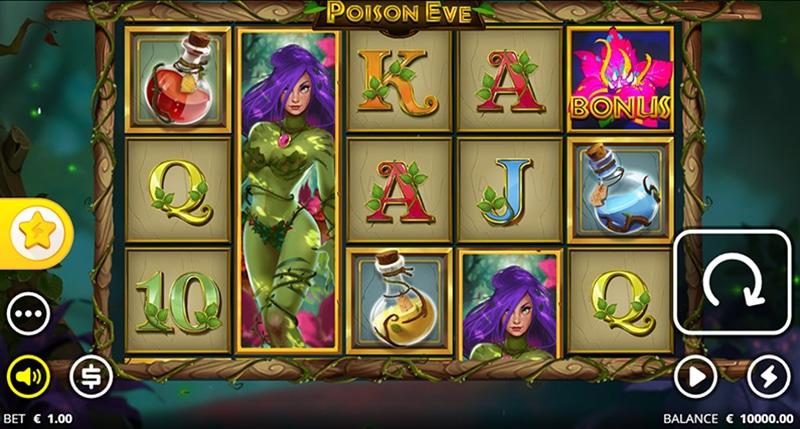 Poison Eve Slot Images - CasinoTop