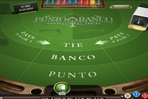 Punto Banco image