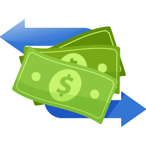Quick and Easy Transactions icon