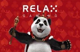 Royal Panda Casino Adds Relax Gaming Slots