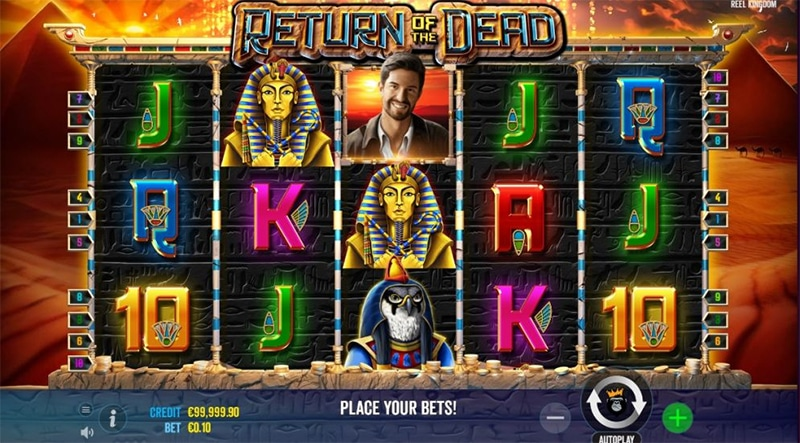 Return of the Dead Slot Images - CasinoTop