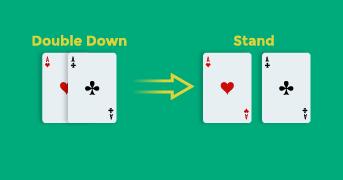 Split your cards