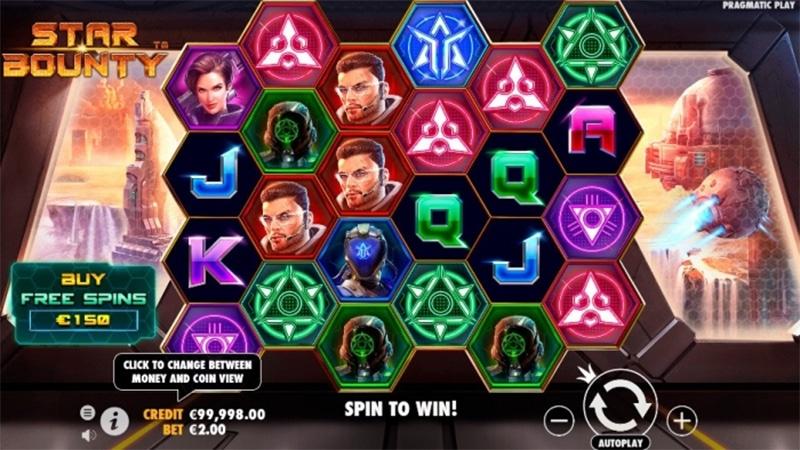 Star Bounty Slot Images - CasinoTop