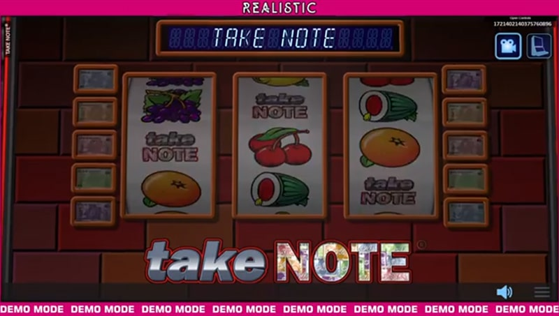 Take Note Slot Images - CasinoTop