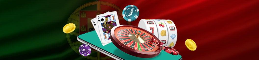 Tambem existem casinos físicos disponiveis para si em Portugal
