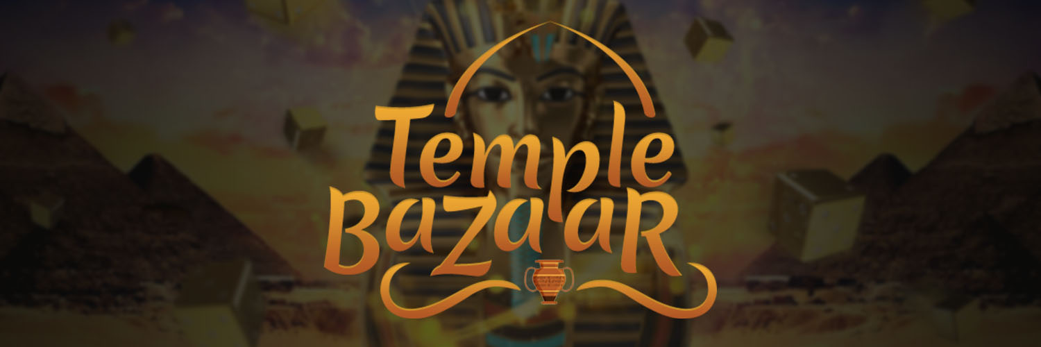 Temple Bazaar Items up For Grabs at Temple Nile Casino