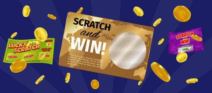 The Invention of Scratch Cards