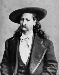 The Wild West - Bill Hickok