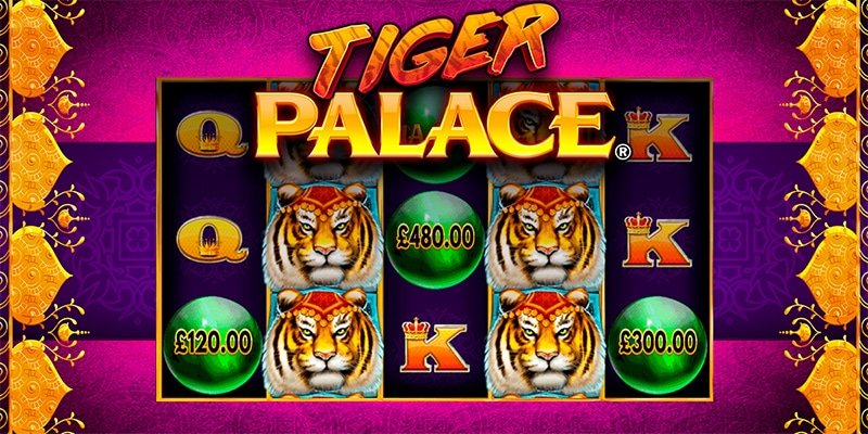 Tiger Palace Slot Images - CasinoTop