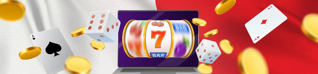 Tipi differenti ta logNob tal-casino