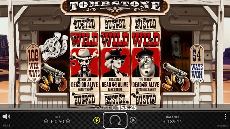 Tombstone Slot Images - CasinoTop