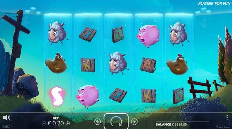 Tractor Beam Slot Images - CasinoTop