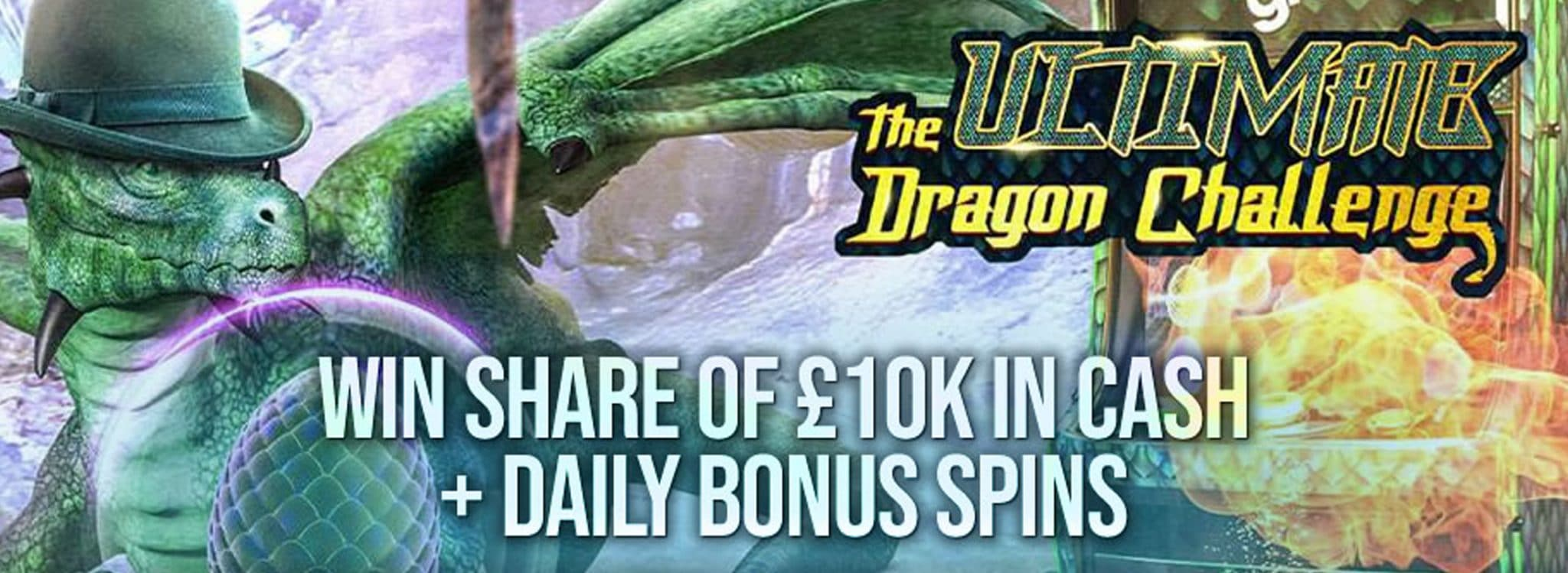 Unlock Spins And Cash Wins With The Mr Green Ultimate Dragon Challenge element01 - CasinoTop