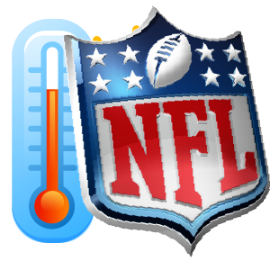 Weather Statistics for the NFL