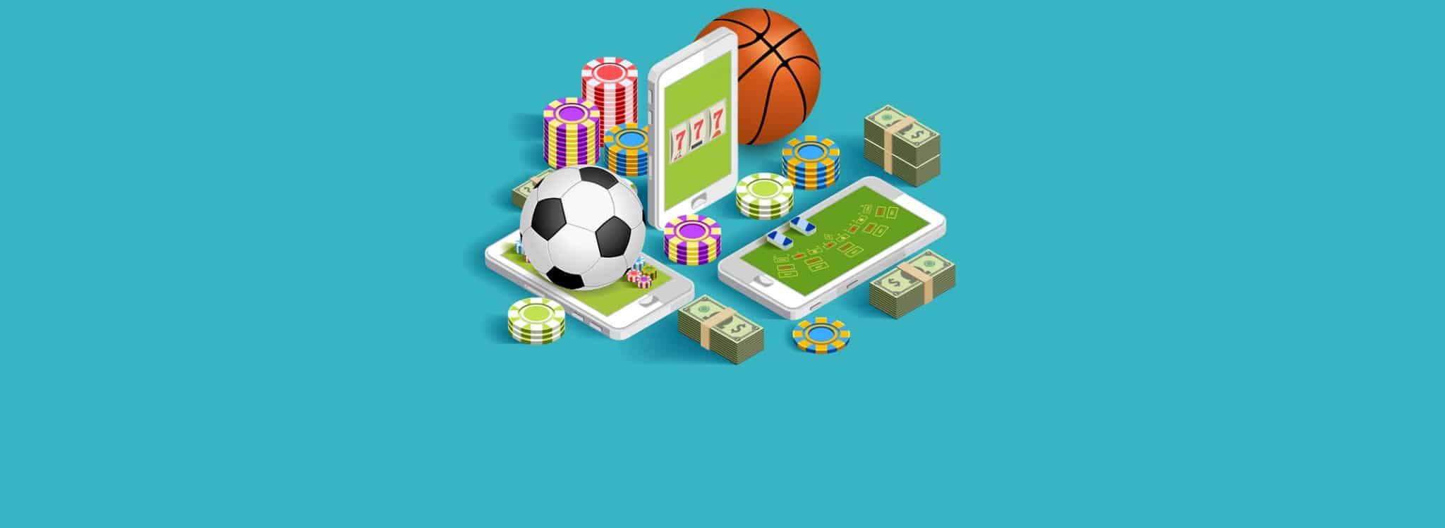 Why are Sports and Casino Slots similar?