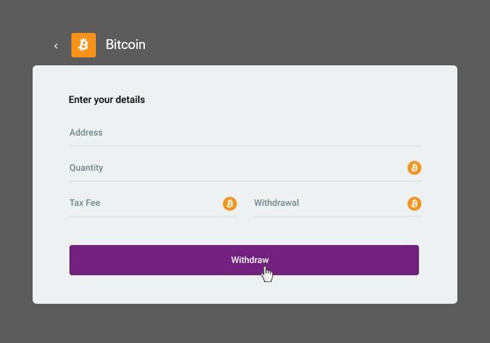 Withdrawal bitcoin 4