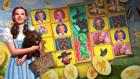 Wizard of Oz Slots Zynga