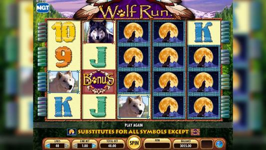 Wolf Run by DoubleDown Casino