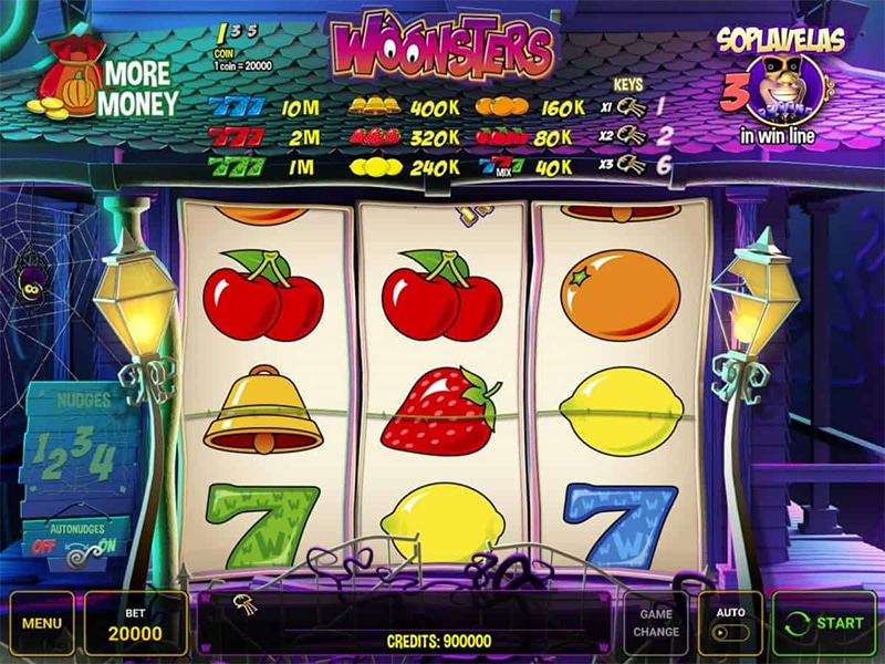 Woonsters Slot Images - CasinoTop