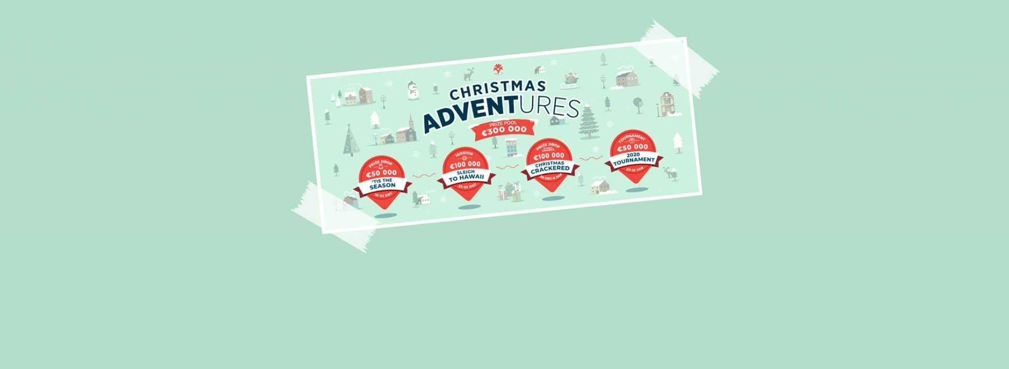 Yggdrasil Launches ADVENTures Christmas Campaign