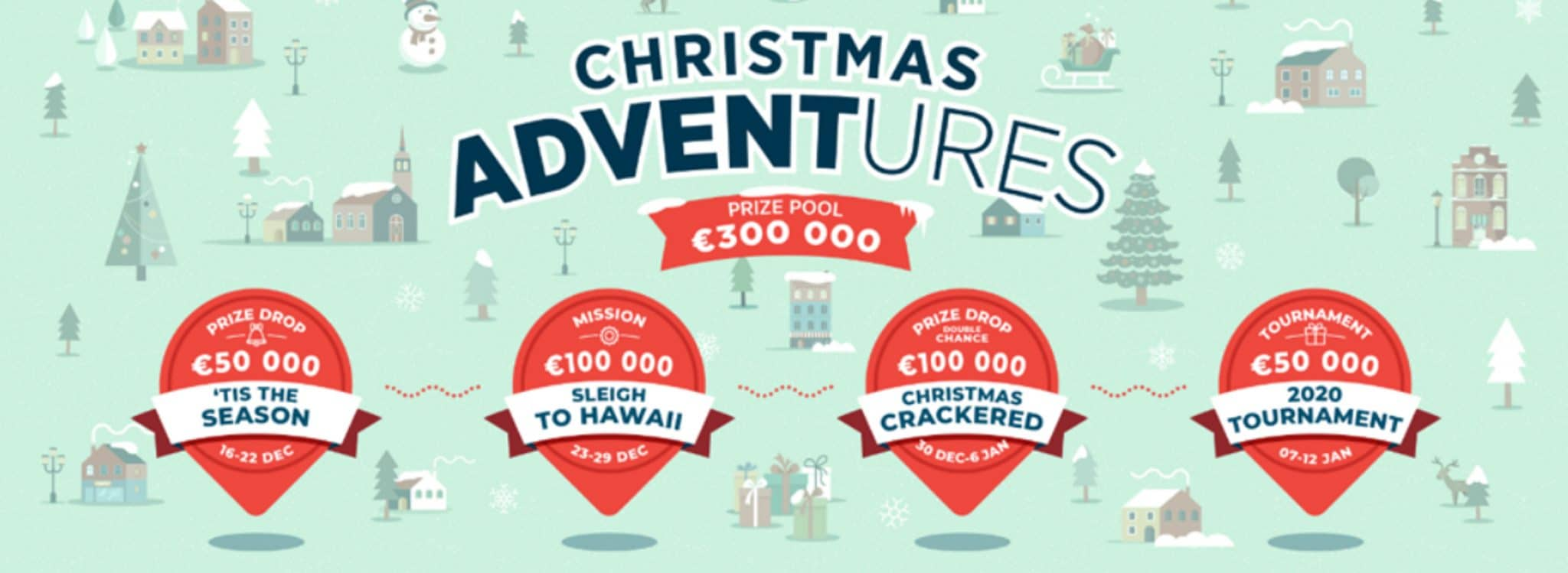 Yggdrasil Launches ADVENTures Christmas Campaign element02 - CasinoTop