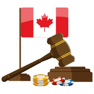 Overview of Legal Gambling in Canada
