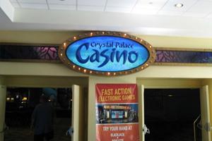 crystal palace casino