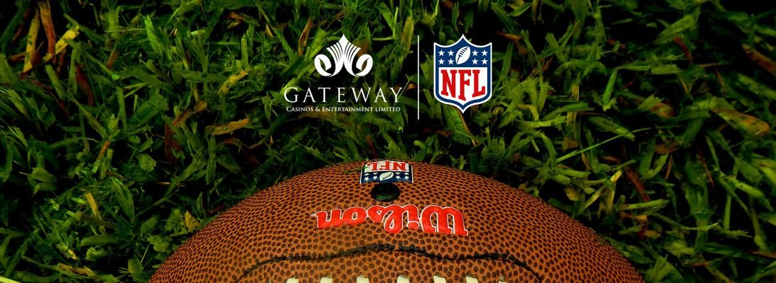 Gateway becomes the Official Casino Partner of NFL Canada