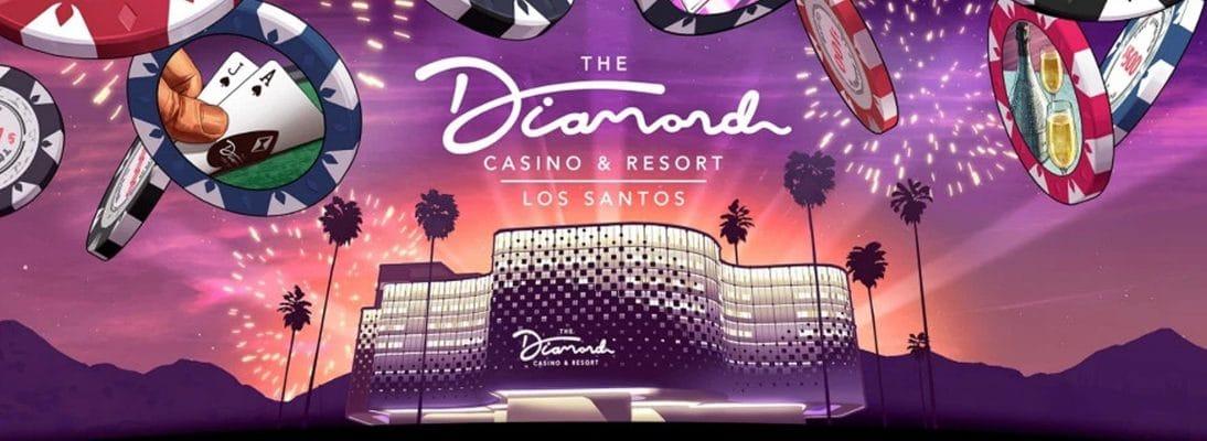 Grand Theft Auto Virtual Casino Open for Business
