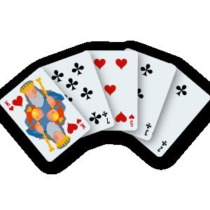 high card image