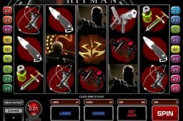 Hitman Slot Image