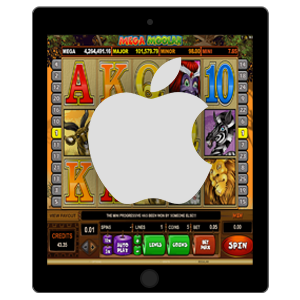 iPad Casino Image