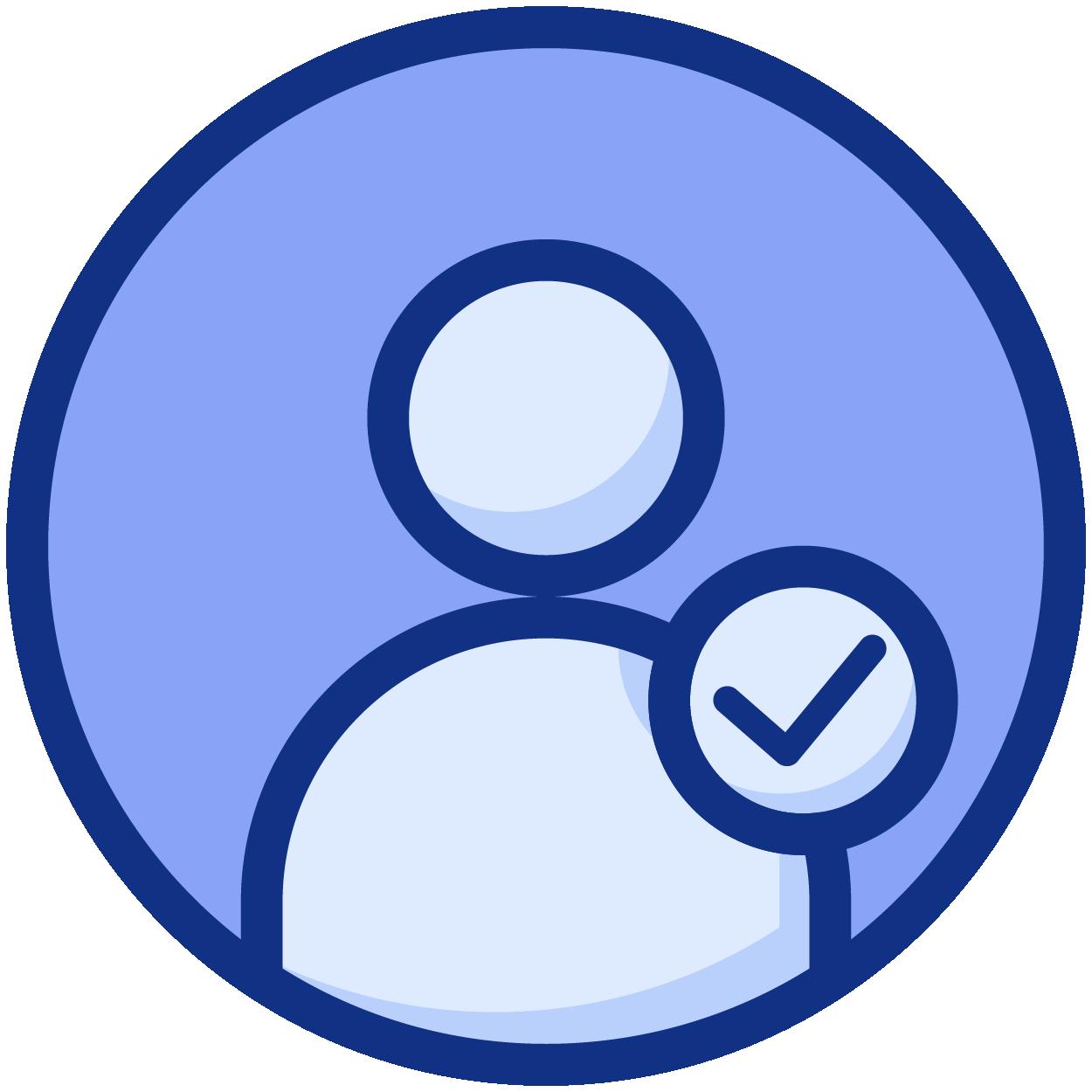 identity verification icon