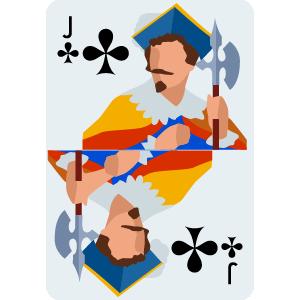 J of club Card