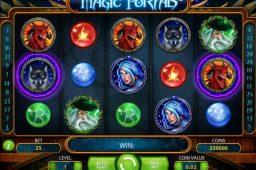 Magic Portals Slot Image