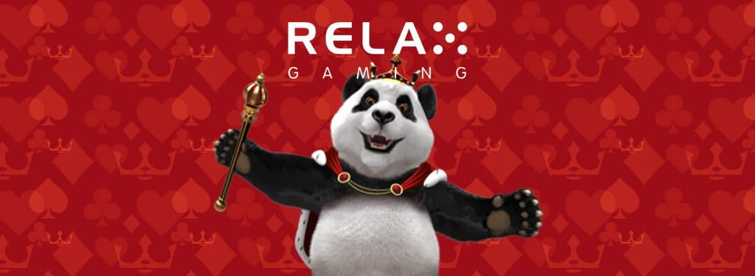 Royal Panda Casino Adds Relax Gaming Slots