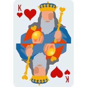 K of heart