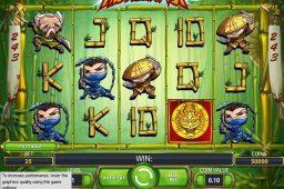 Thunderfist Slot Image